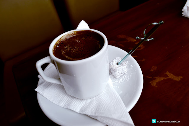 bowdywanders.com Singapore Travel Blog Philippines Photo Beltaş Rest & Cafe, Ortakoy Time to Enjoy Turkish Coffee