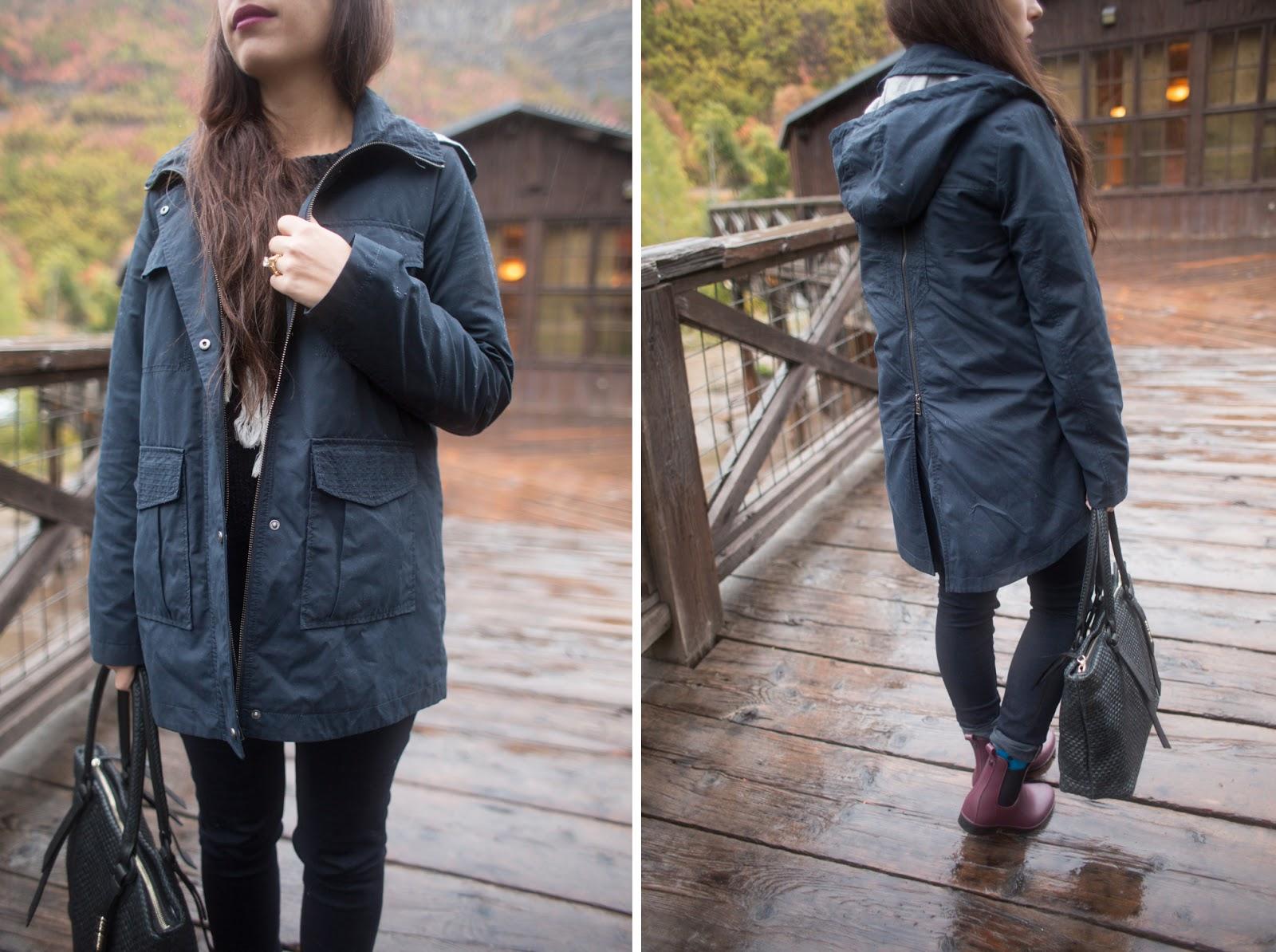 bernardo outerwear fall coat