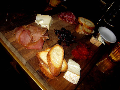 Mixed Board at Ken and Cook in New York, NY - Photo by Taste As You Go