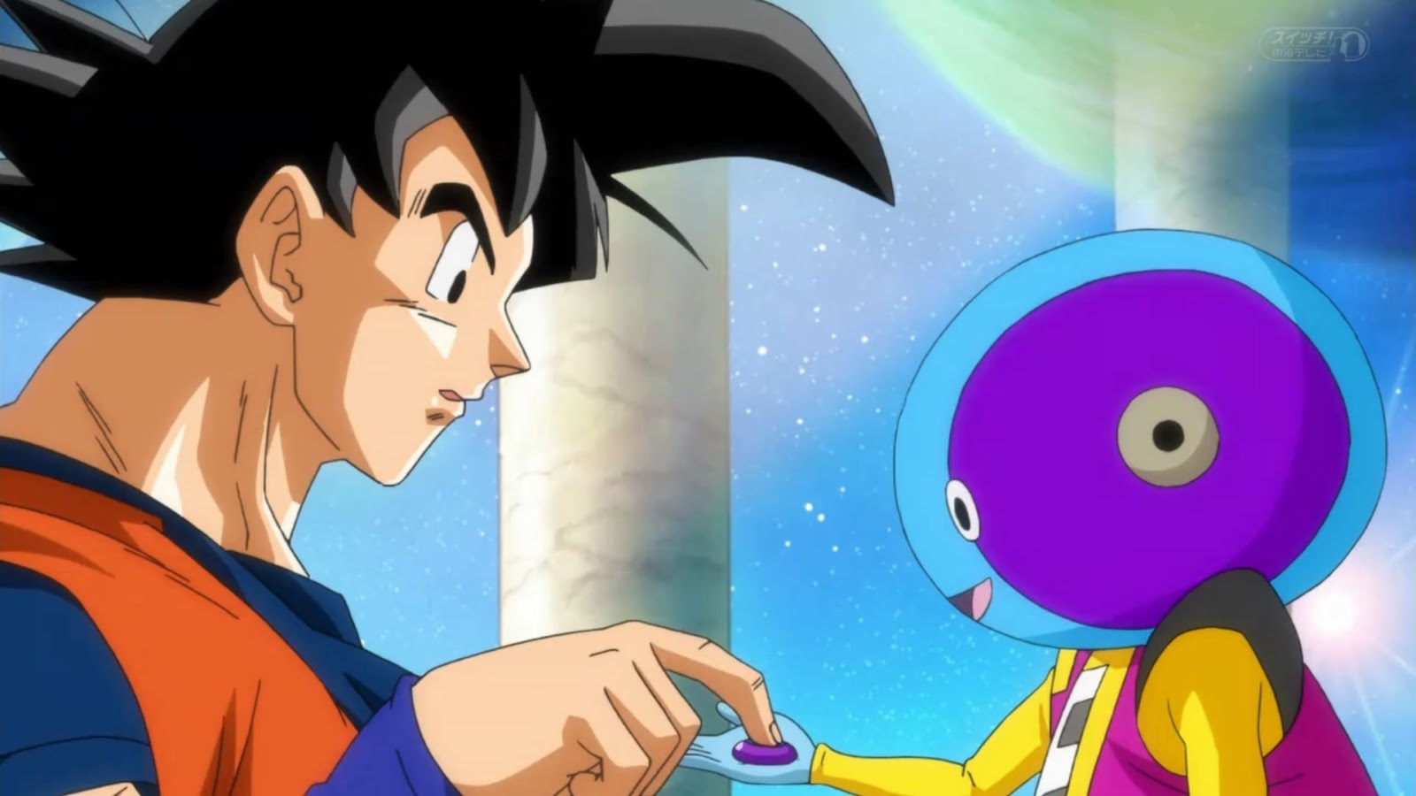 Dragon Ball Super – Episódio 55