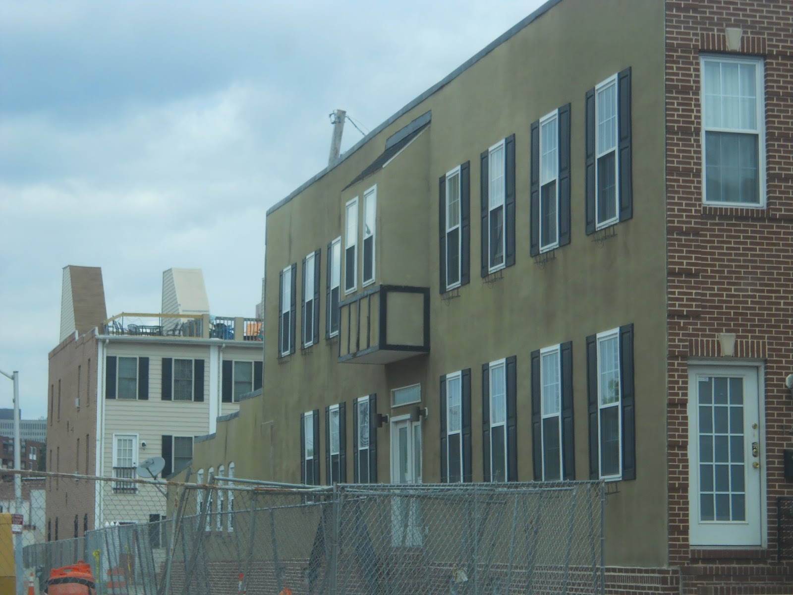 Baltimore Citys Past Present and Future Poppleton Public Housing Disperse