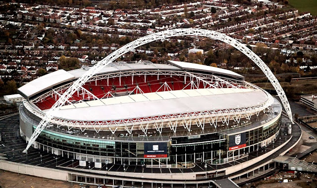 Wembley Londres Estadio Inglaterra