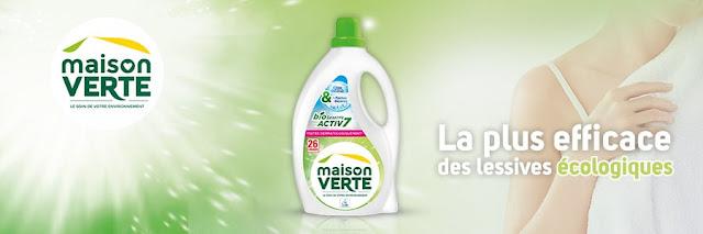 Lessive maison verte Bioactiv7 la plus efficace des lessives écologiques testée, Testamus by kuvut