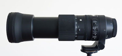lensa sigma 150-600mm F/5-6.3 DG OS HSM