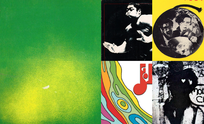 5 discos para entender o rock argentino