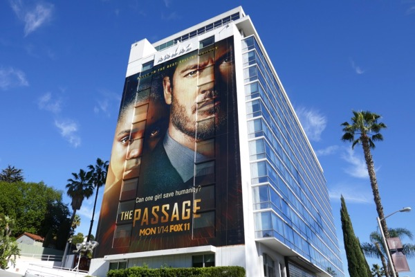 Passage giant series launch billboard