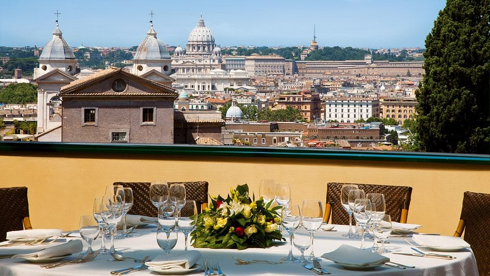 Passion for luxury luxurious hotel eden rome italy for Reservation hotel italie