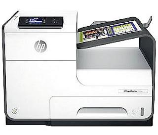HP PageWide Pro 452dw Printer Driver Download