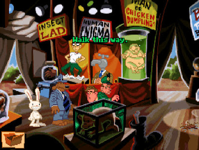 Videojuego Sam and Max Hit the Road