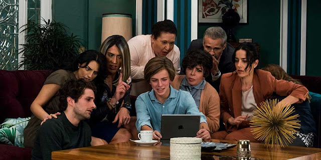 Paco León interpretará a una mujer transgénero en 'La Casa de las Flores'