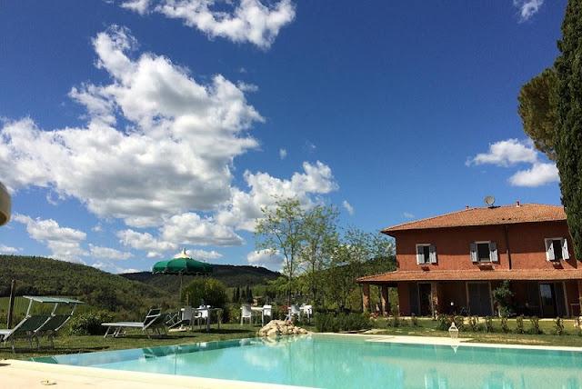 Hotel Ville del Sole em San Gimignano