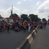 Physically challenged group stage protest at Lagos state governor's office (photos)
