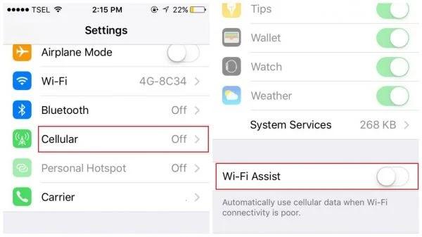 Mengatasi iPhone Tidak Bisa Tersambung ke WiFi