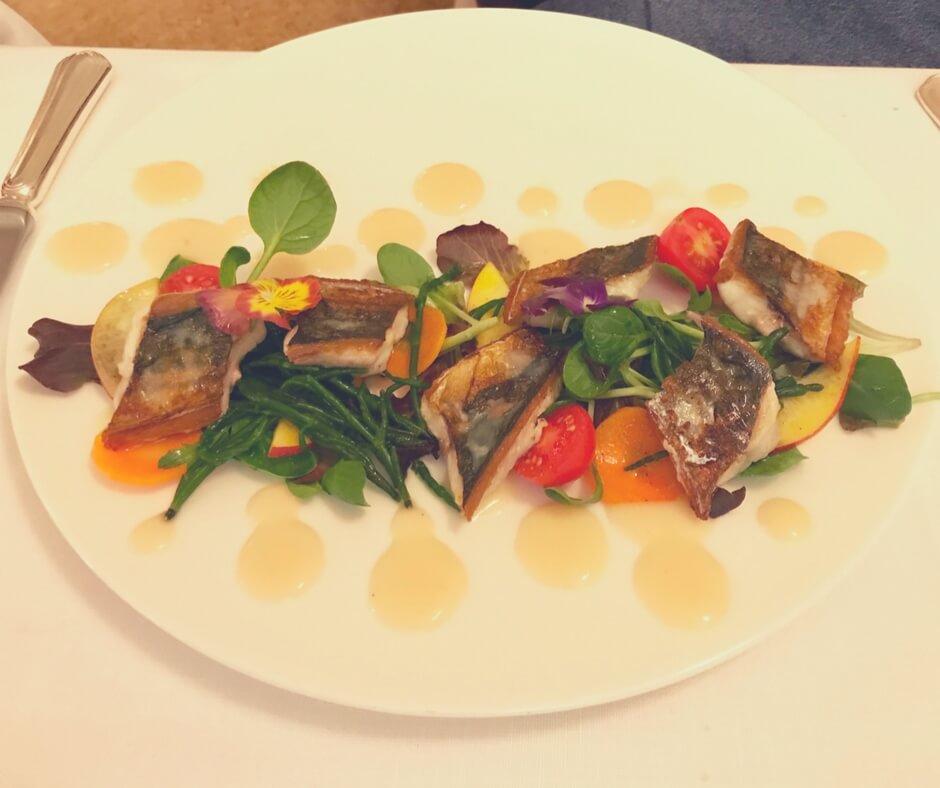 Seabass/herring - Alla Corone, Venice