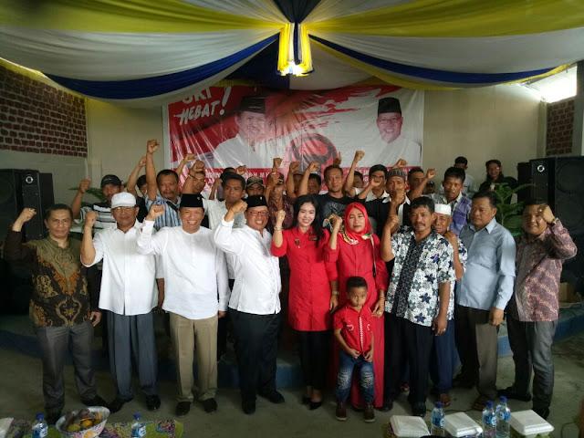 Masyarakat Lempuing Deklarasikan Dukungan untuk Abdiyanto-Made