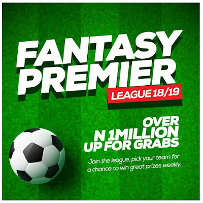 Win Millions in Wema Bank, Fantasy Premier League 2018/2019.