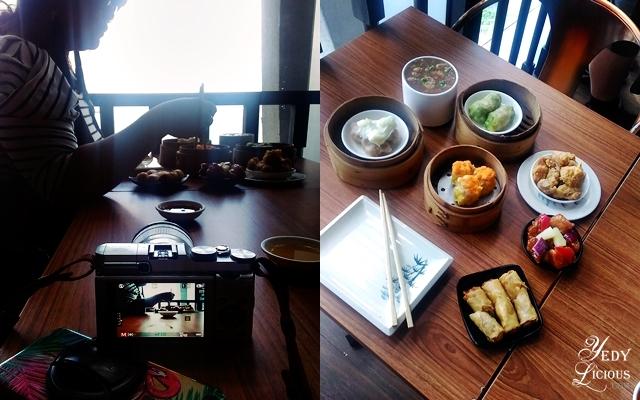 Harbour City Dimsum Cebu YedyLicious Manila Food Blog Review