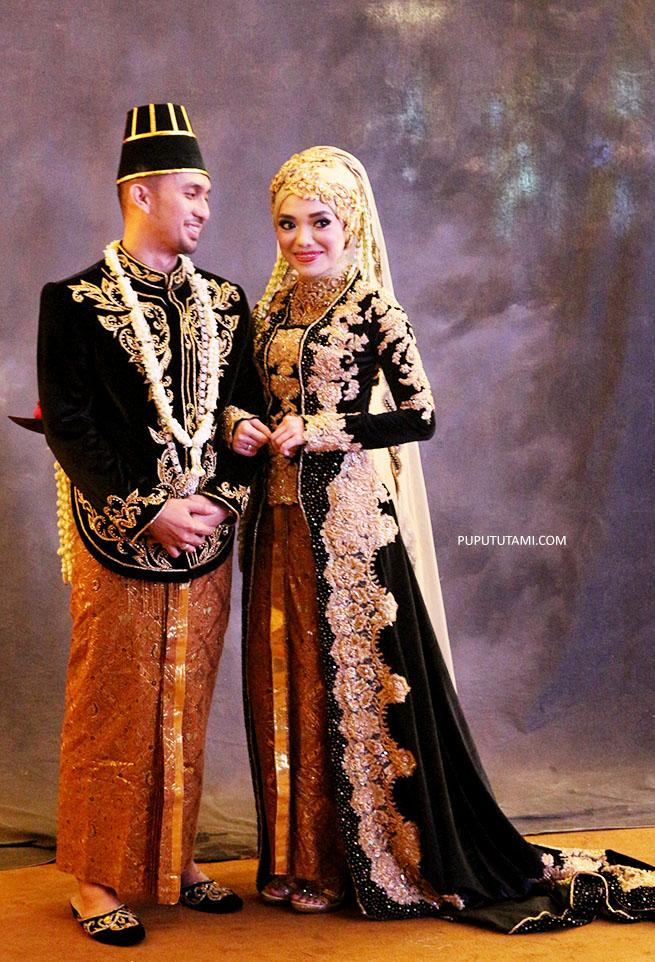 Pengantin Jawa Muslim