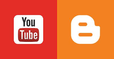 Youtube atau Blog untuk penghasilan