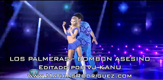 LOS PALMERAS - BOMBON ASESINO VIDEO SHOWMATCH