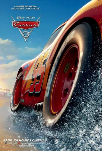 Carros 3 3D Torrent – BluRay 1080p Dual Áudio