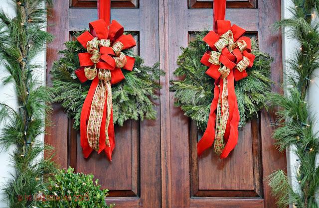 Southern Christmas decor and design