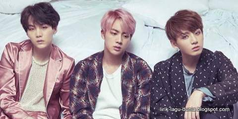 Lirik Lagu So Far Away - BTS