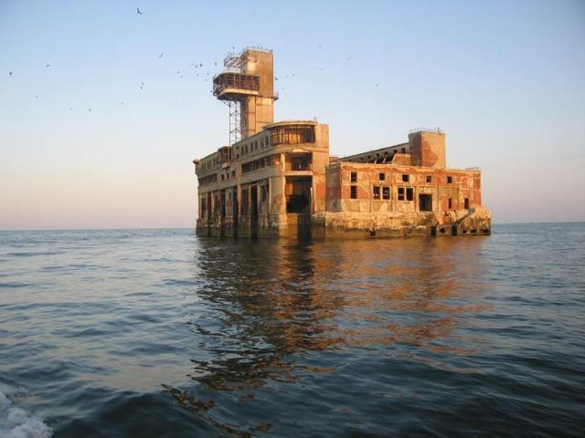 lugares abandonados en Rusia