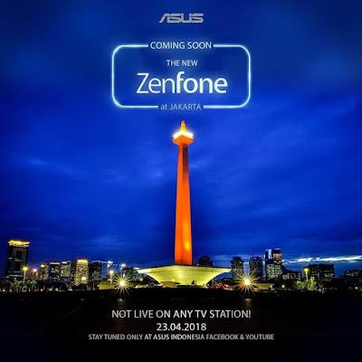 Asus Zenfone 2018