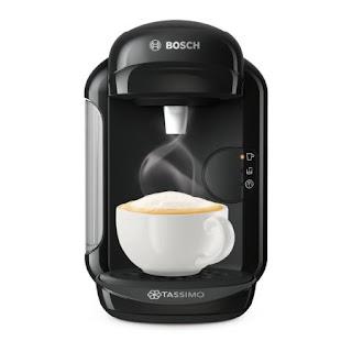 Cumpara de aici aparat Espressor cafea Bosch Tassimo  Vivy II negru