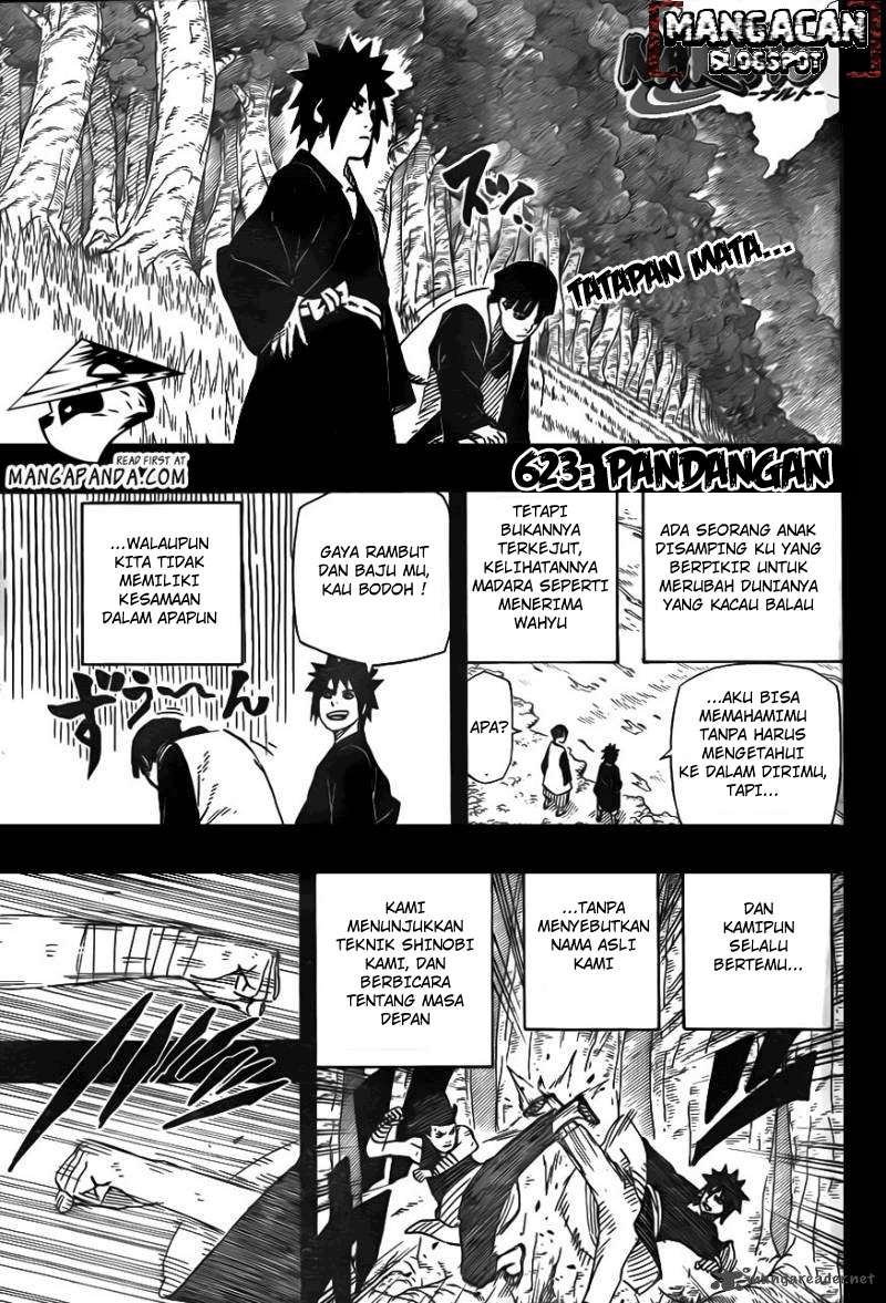 Dilarang COPAS - situs resmi www.mangacanblog.com - Komik naruto 623 - Pandangan 624 Indonesia naruto 623 - Pandangan Terbaru |Baca Manga Komik Indonesia|Mangacan