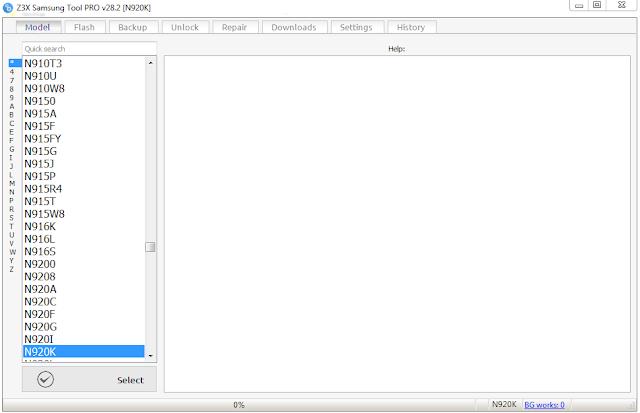 Z3x SamsungTool Pro V28.2 Full working Crack Free Download