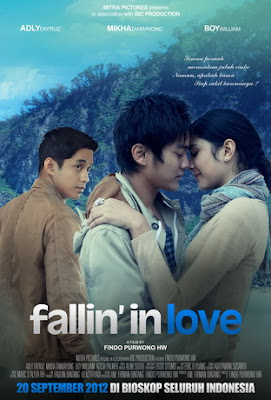 Poster Film Fallin' In Love
