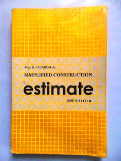 CONSTRUCTION SIMPLIFIED FAJARDO PDF ESTIMATE MAX