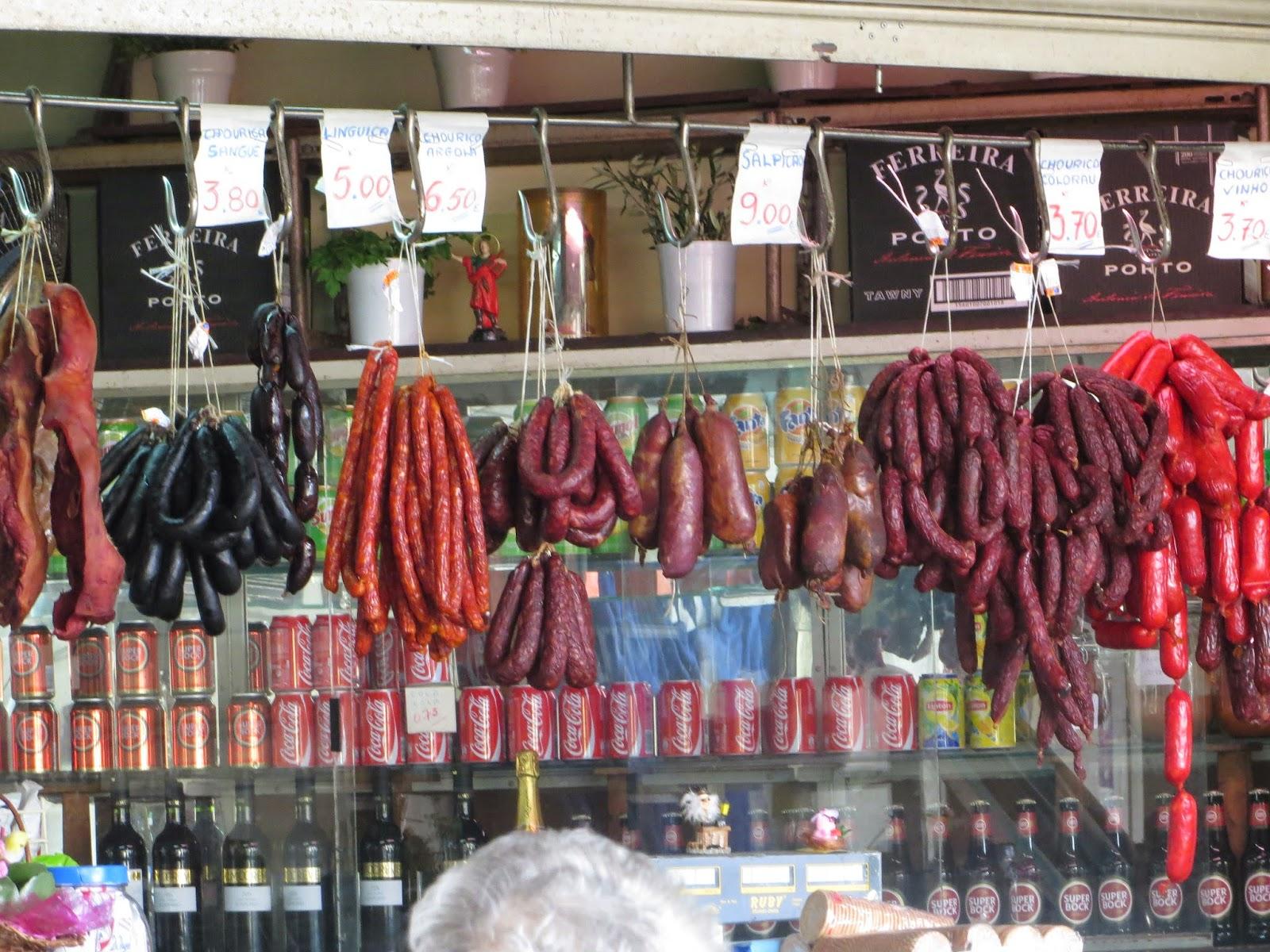 bolhao market portugal porto