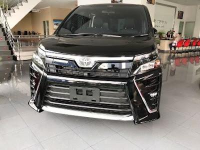 Promo Kredit Toyota Voxy Terbaru 2018