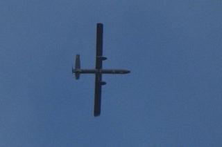 إكتشاف طائرة تجسس إسرائيلية في سماء لبنان