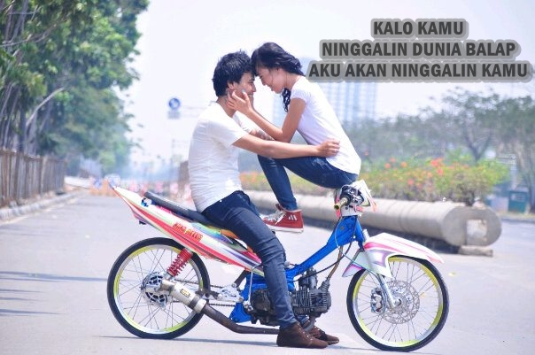 Blog Anak Indonesia Kata Kata Cinta Anak Racing Terbaru