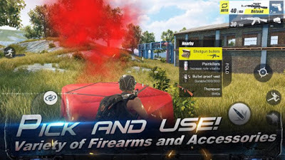 RULES OF SURVIVAL: Mod Apk 1.126941.129336 Full Hack [Unlimited Money]