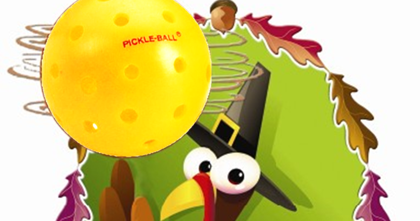 Image result for Thanksgiving pickleball clipart