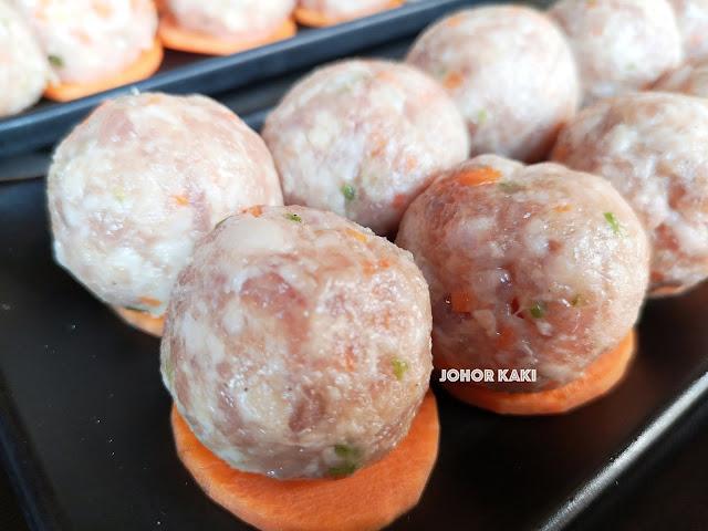 Kofuku-Tei 幸福窝 Pork Ball