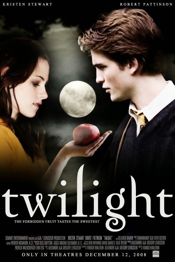 Art And Design Cara Membuat Poster Film Twilight Dengan