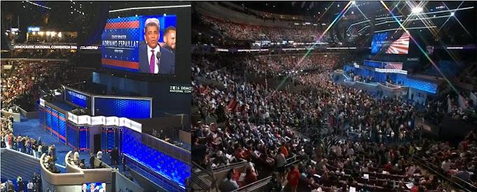 Espaillat afirma en convención demócrata que  su elección atemoriza a Donald Trump
