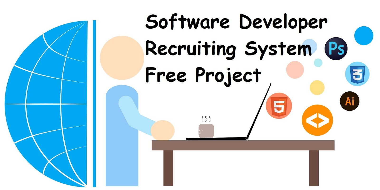 Software Developer Recruiting System Free Project
