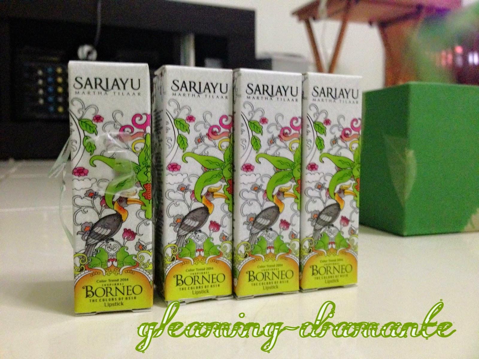 Gleaming Diamante: Trend Warna Sariayu 2014 - Inspirasi