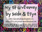 @19 mac : My 1st Giveaway by Shida dan Esya