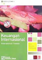 Judul Buku : Keuangan Internasional – International Finance Edisi 6 Buku 1 Pengarang : Eun – Resnick – Sabherwal Penerbit : Salemba Empat