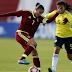 La Vinotinto no pudo contra Colombia y termina en el cuarto puesto en el Sudamericano sub 20