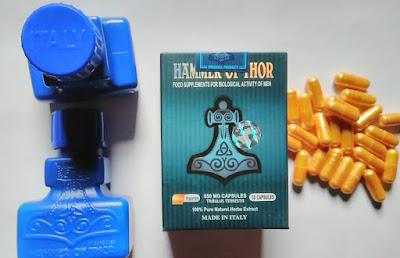 Hammer Of Thor Asli - Obat Herbal Untuk Mengatasi Impotensi Ejakulasi Dini dan Menjaga Stamina Pria