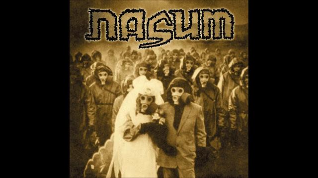 Nasum Inhale/Exhale LP grindcore